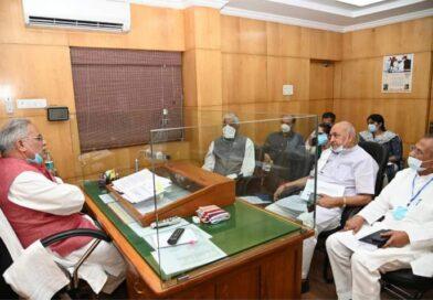 प्रदेश में कोरोना संक्रमण की रोकथाम और बचाव के उपायों का किया जाए कड़ाई से पालन: श्री भूपेश बघेल
